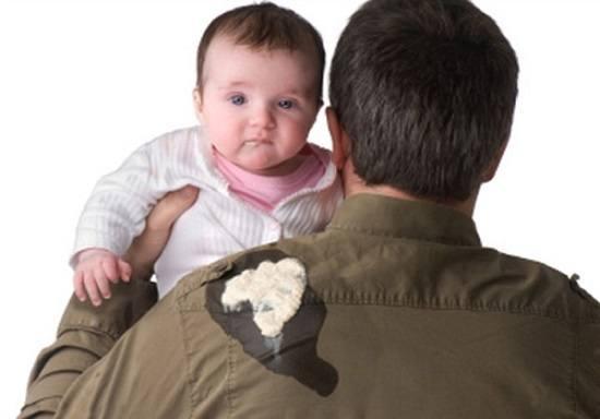 Nôn trớ - biểu hiện rối loạn tiêu hóa ở trẻ em