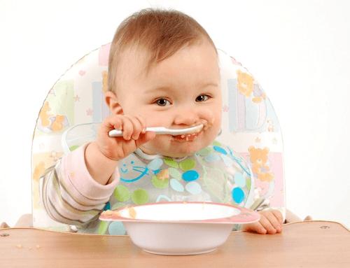 chăm sóc trẻ suy dinh dưỡng tốt