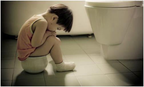 nguyên nhân gây tiêu chảy ở trẻ