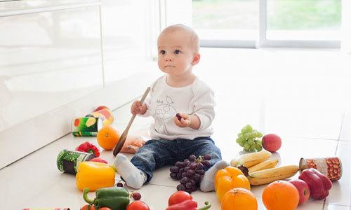 chăm sóc hệ tiêu hóa của trẻ
