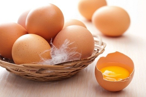 trứng gà tốt cho trẻ nhỏ