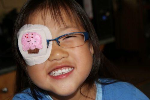 phương pháp chữa trẻ bị nhược thị