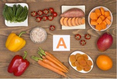 Vitamin A cần thiết cho trẻ