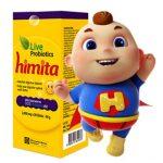 Men vi sinh Himita giúp hỗ trợ hệ miễn dịch cho bé yêu khỏe mạnh
