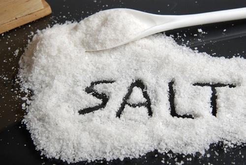công dụng của muối với cơ thể