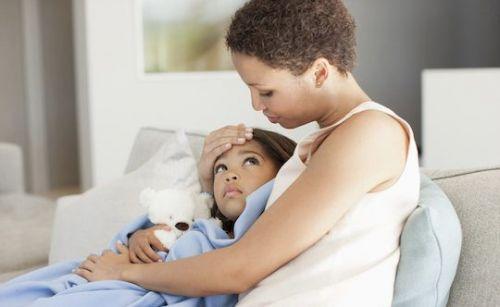 điều trị viêm ruột thừa ở trẻ nhỏ