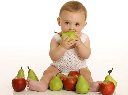 dưỡng chất cần thiết cho trẻ