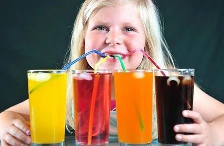 thức uống hạn chế chiều cao của trẻ