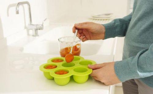 hạn chế cho trẻ dùng thực phẩm trữ đông