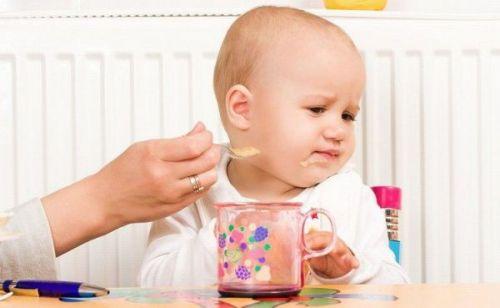 nấu ăn cho trẻ biếng ăn
