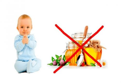 sử dụng mật ong an toàn cho trẻ