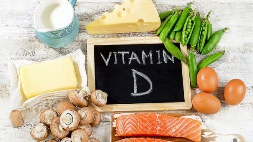 dấu hiệu trẻ thiếu vitamin D