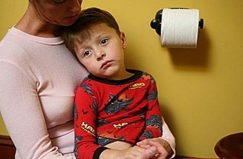biến chứng khi trẻ bị rối loạn tiêu hóa