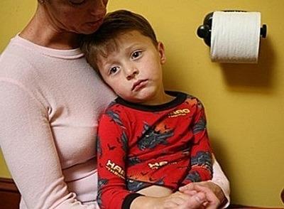 Rối loạn tiêu hoá ở trẻ