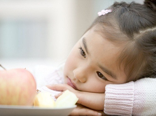 Trẻ hấp thụ kém