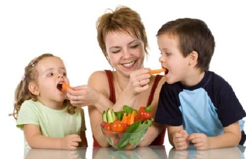 Trẻ không hấp thụ thức ăn