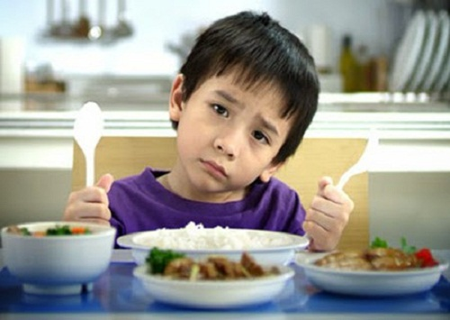 Trẻ ăn không hấp thu được