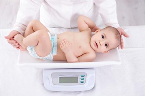 Bé chậm tăng cân nên dùng men vi sinh nào?