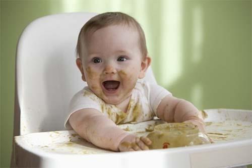Phương pháp ăn dặm truyền thống phù hợp với nhiều bé