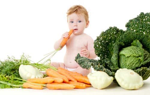 Thực đơn ăn dặm cho bé 7-8 tháng tuổi được nhiều mẹ áp dụng nhất