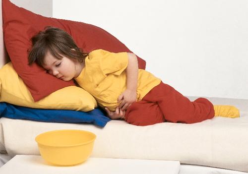 Trẻ bị rối loạn tiêu hóa phải làm sao