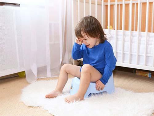 Trẻ bị tiêu chảy nếu không phát hiện rất nguy hiểm