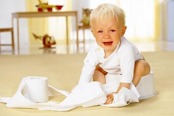 Xử lý tiêu chảy cho bé tại nhà