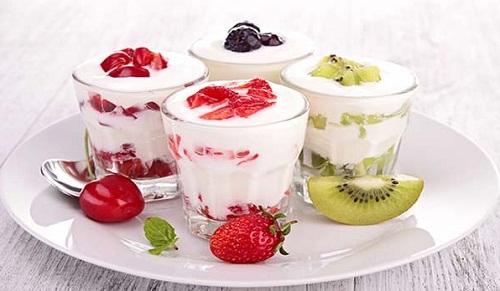 Sữa chua giúp cho việc tiêu hóa thuận lợi hơn