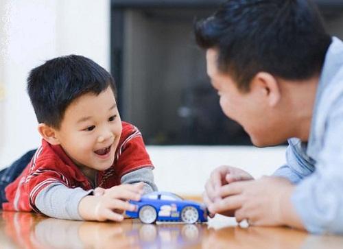 Trẻ cần được quan tâm chăm sóc đặc biệt