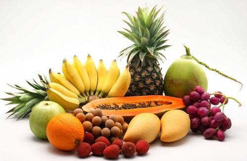 rối loạn tiêu hóa nên ăn trái cây gì