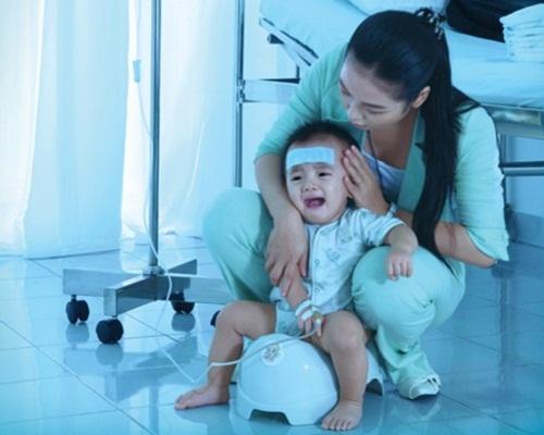 phòng bệnh cho trẻ