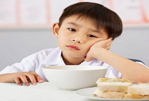 Trẻ kém hấp thu dưỡng chất