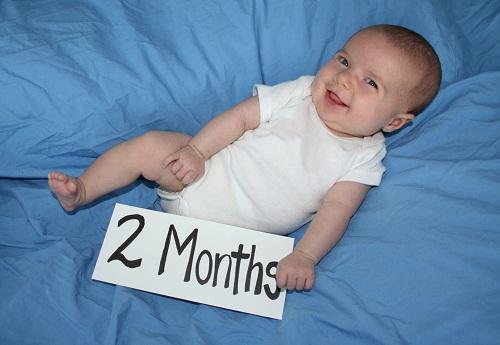 rối loạn tiêu hóa ở trẻ 2 tháng tuổi