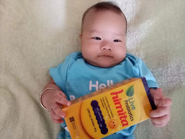 Himita giúp cân bằng hệ vi sinh đường ruột