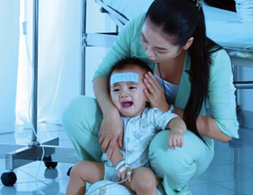 Triệu chứng trẻ nhiễm rotavirus
