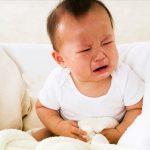 Rối loạn tiêu hóa ở trẻ sơ sinh