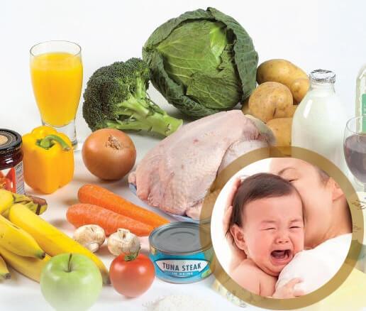 Trẻ bị tiêu chảy không nên ăn gì