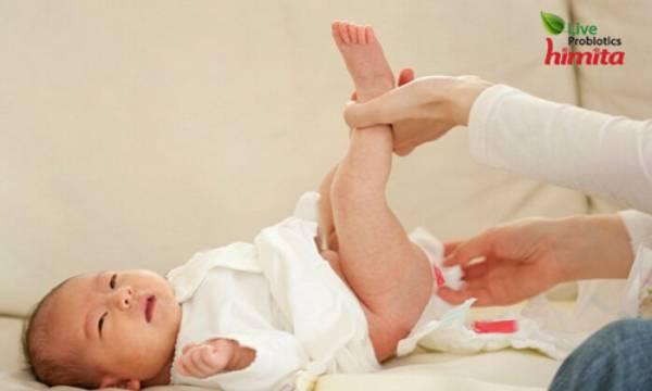 Bệnh kiết lỵ ở trẻ sơ sinh
