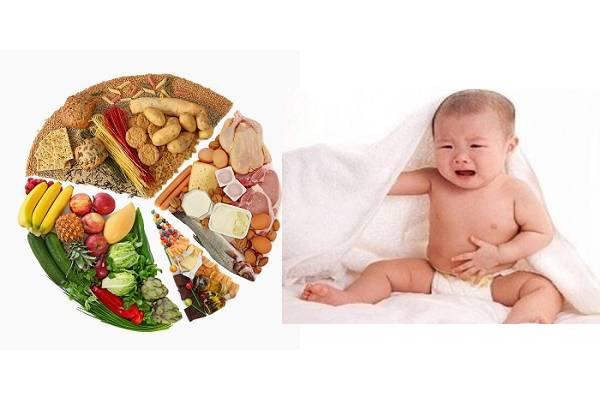 trẻ bị kiết lỵ nên ăn gì kiêng gì
