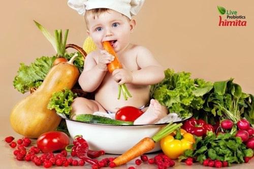 trẻ viêm ruột nên ăn gì