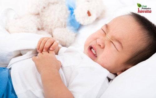 viêm ruột ở trẻ